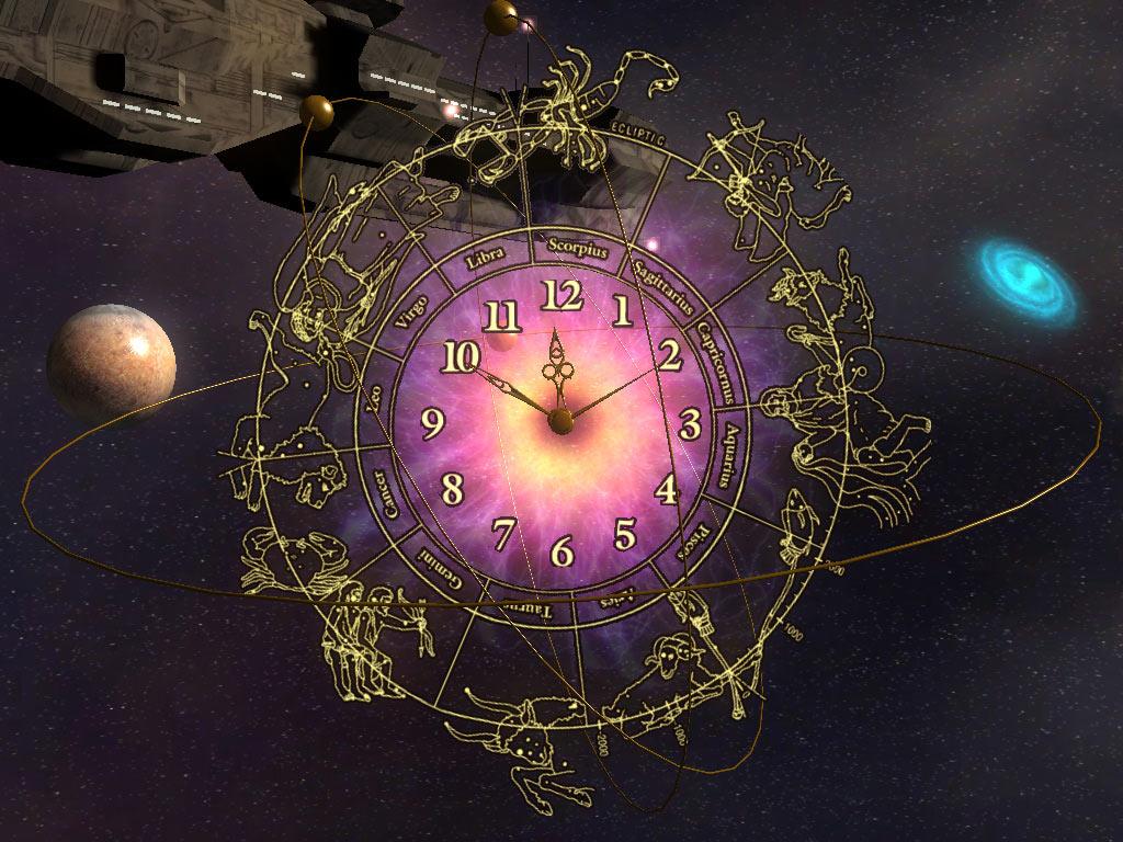 3d clock wallpaper - photo #3