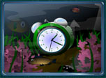 Fishes' Alarm Clock: delight in underwater harmony and value every second of your life!