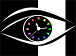 Eye PC Clock Screensaver: feel the happiness of the timeless eternity!