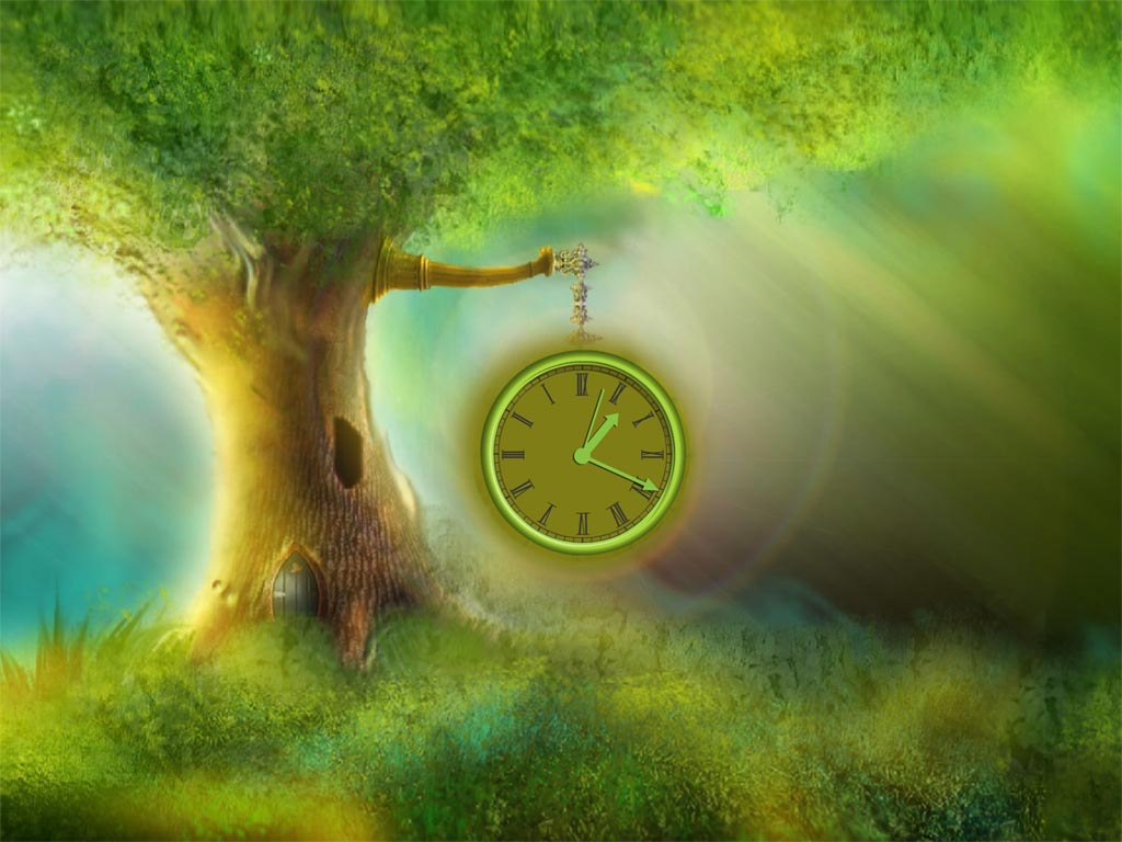 how to set screensaver in windows 7 time