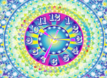 One World Clock: we share one single planet Earth under the common Sun!