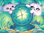 Pets' Clock - download this amazing screensaver for free!