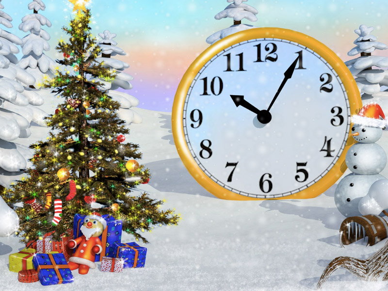http://www.clock-desktop.com/screens/sparkling_forest_clock/christmas-tree-clock.jpg