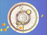 Zodiac Clock is a new time measuring tool able to tell you a day of the week and the month as well. Moreover it brings you energy of a current zodiac sign, it's very useful for harmonizing your everyday rythms with the natural life cycles.